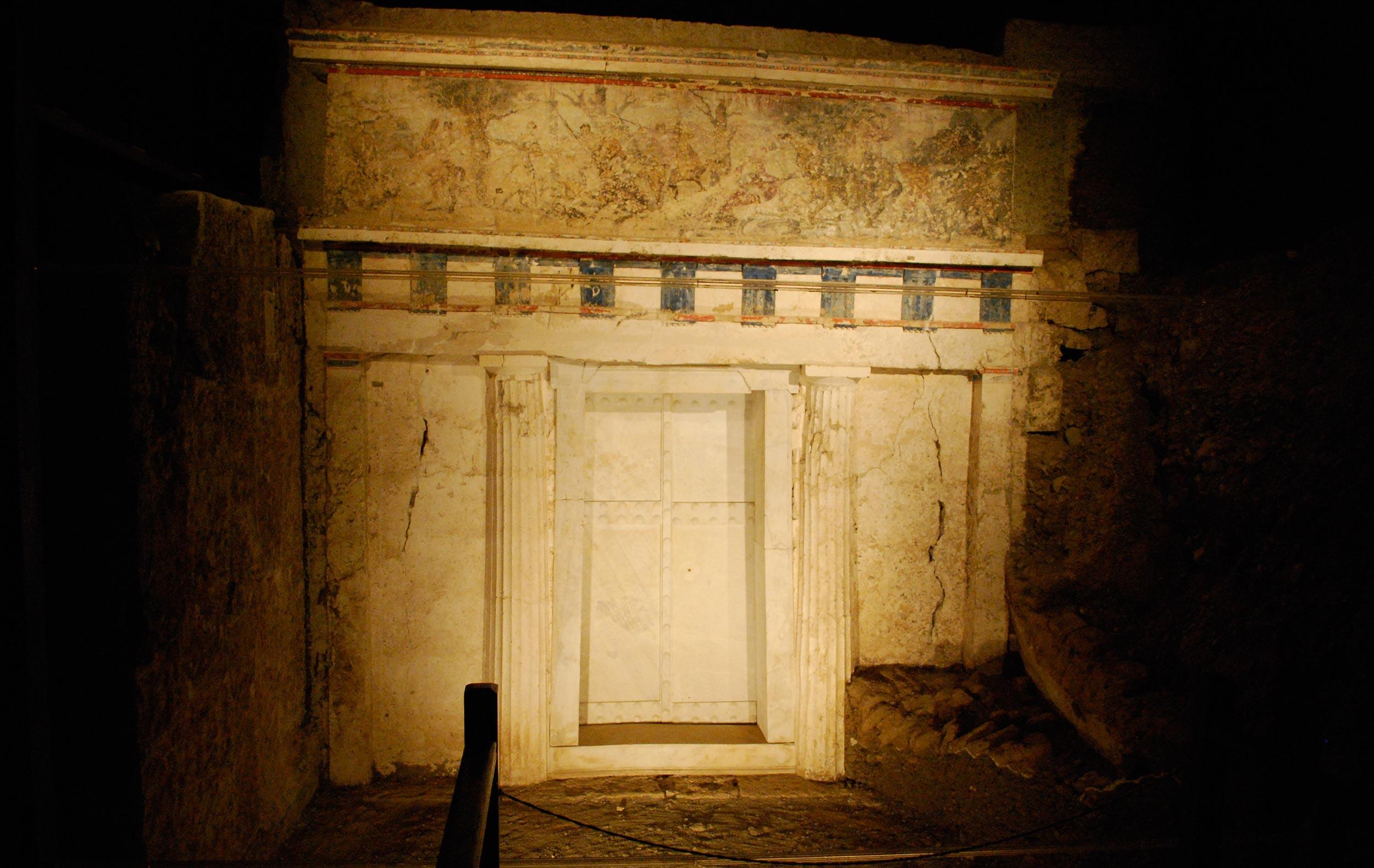 Royal Tombs Vergina
