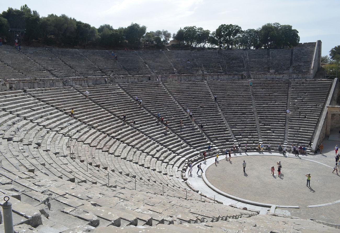 Epidaurus Theatre
