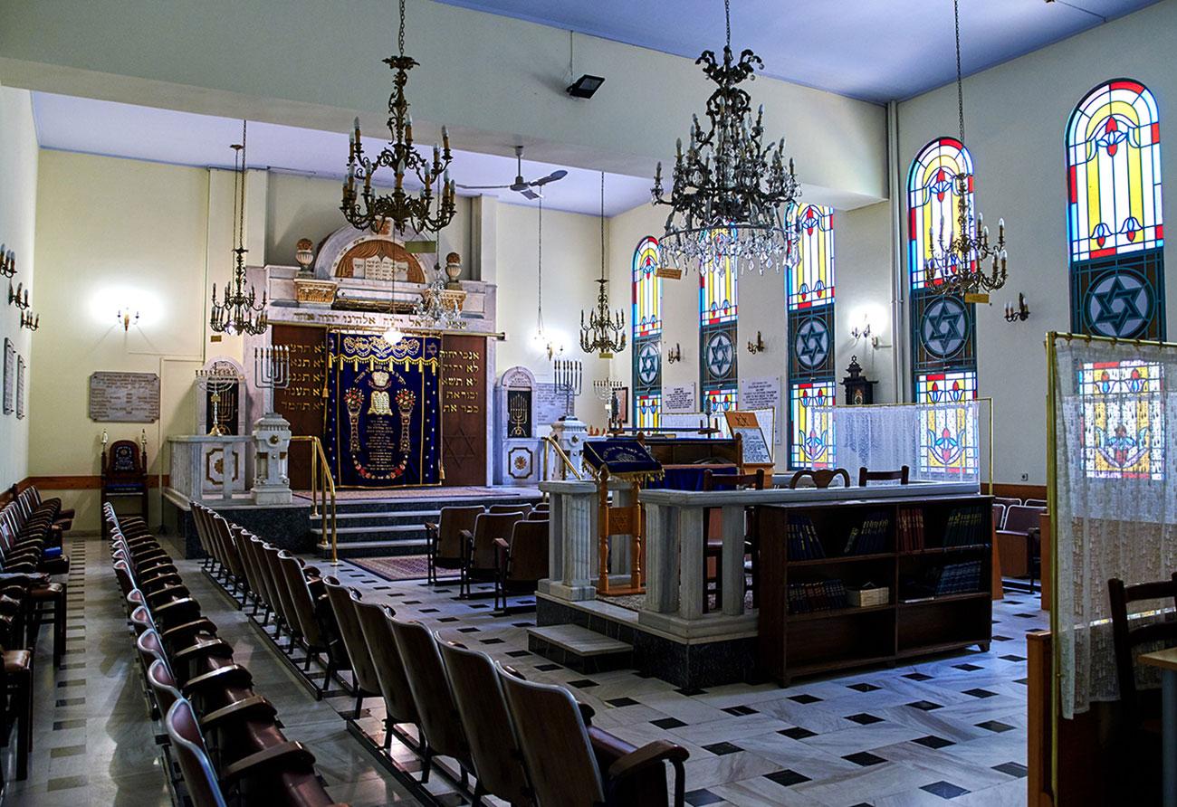 Yad Lezikaron Synagogue