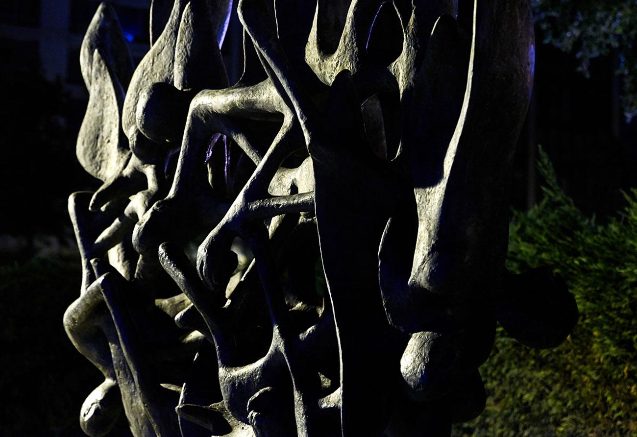 Holocaust Monument